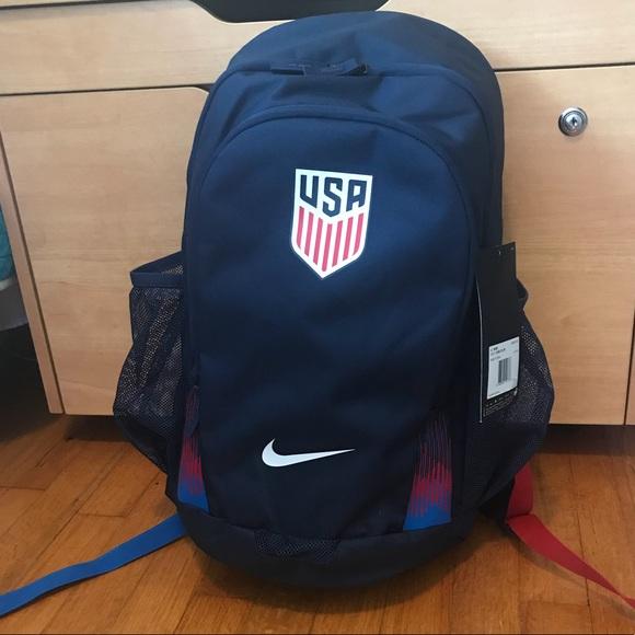 NWT Nike USA Stadium Backpack BA5457-410 86c87cf906e2b